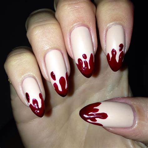 35 Stunning Pointy Nail Designs That You Want To Try