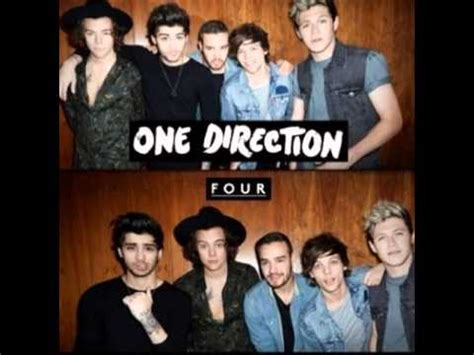 """FIREPROOF"" One Direction {4th Album 'FOUR'} - YouTube"